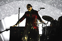 CHICAGO, ILLINOIS - NOVEMBER 39, 2018: Smashing Pumpkins performing at The Aragon Ballroom in Chicago, Illinois on November 30, 2018.<br /> CAP/MPI/AMB<br /> &copy;AMB/MPI/Capital Pictures