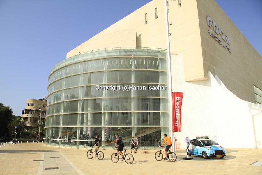 Israel, Habima National Theatre in Tel Aviv
