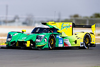 11th January 2020; The Bend Motosport Park, Tailem Bend, South Australia, Australia; Asian Le Mans, 4 Hours of the Bend, Race Day; The number 34 Inter Europol Endurance LMP2 driven by Jakub Smiechowski, Jamie Winslow, Mathias Beche during free practice 2