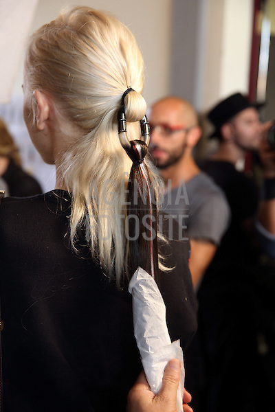 Milao, Italia &sbquo;09/2013 - Desfile de Missoni durante a Semana de moda de Milao  -  Verao 2014. <br /> Foto: FOTOSITE