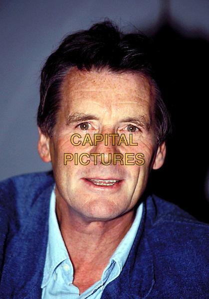 MICHAEL PALIN.Ref: 484.headshot, portrait, monty python.www.capitalpictures.com.sales@capitalpictures.com.© Capital Pictures