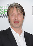 Mads Mikkelsen<br />  attends The 2014 Film Independent Spirit Awards held at Santa Monica Beach in Santa Monica, California on March 01,2014                                                                               &copy; 2014 Hollywood Press Agency