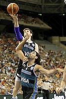 Argentina's Andres Nocioni (l) and Luis Scola during friendly match.July 22,2012. (ALTERPHOTOS/Acero) /NortePhoto.com*<br /> **CREDITO*OBLIGATORIO** <br /> *No*Venta*A*Terceros*<br /> *No*Sale*So*third*<br /> *** No Se Permite Hacer Archivo**