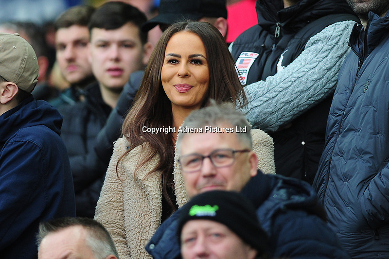 Fans of Swansea City during the Sky Bet Championship match between Swansea City and Millwall at the Liberty Stadium in Swansea, Wales, UK. Saturday 23rd November 2019