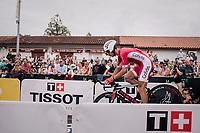 Stage 20 (ITT): Saint-Pée-sur-Nivelle >  Espelette (31km)<br /> <br /> 105th Tour de France 2018<br /> ©kramon