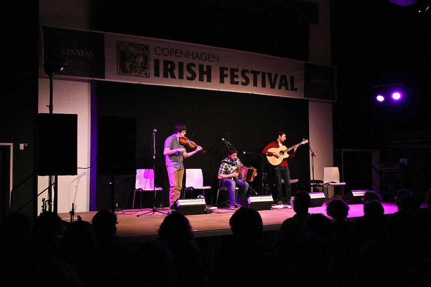 Copenhagen Irish Festival 2013 Sock in the frying pan concert