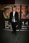 Deborra Lee Furness (wife of Hugh Jackman) in support of the launch of the Global Poverty Project's 1.4 Billion Reasons DVD on October 20. 2010 at New York City's Museum of Modern Art, NYC, NY. (Photo by Sue Coflin/Max Photos)