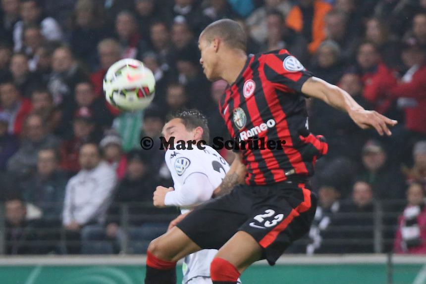 Bamba Anderson (Eintracht) - Eintracht Frankfurt vs. Borussia Mönchengladbach, DFB-Pokal 2. Runde, Commerzbank Arena