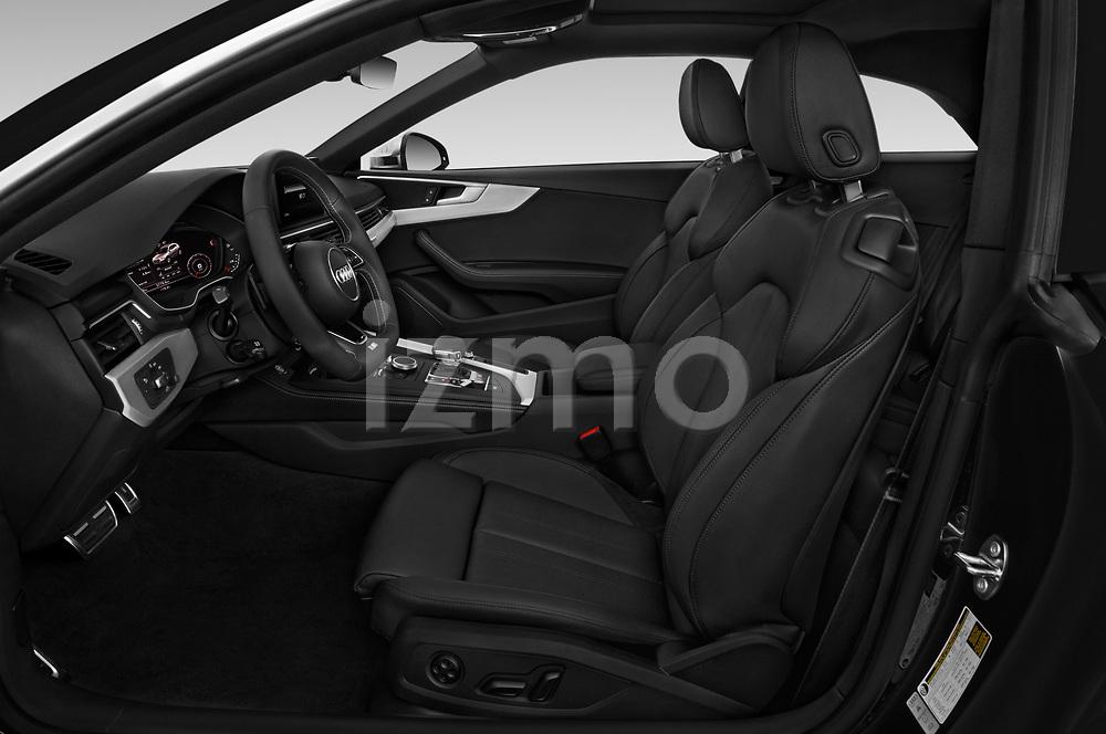 Front seat view of 2018 Audi S5 Premium-Plus 2 Door Coupe Front Seat  car photos