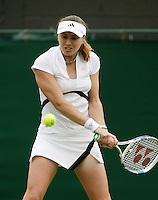 27-6-06,England, London, Wimbledon, first round match,Martina Hingis