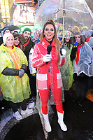 "NEW YORK - DECEMBER 31: Maria Menounos hosts ""FOX'S New Years Eve with Steve Harvey: Live From Times Square"" on December 31, 2018 in New York City. (Photo by Stephen Smith/Fox/PictureGroup)"