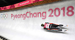 Te-an Lien (TPE). Mens luge. Pyeongchang2018 winter Olympics. Alpensia sliding centre. Alpensia. Gangneung. Republic of Korea. 11/02/2018. ~ MANDATORY CREDIT Garry Bowden/SIPPA - NO UNAUTHORISED USE - +44 7837 394578