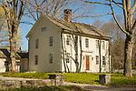 New England home, Essex, CT. Pratt House. Historical Society.