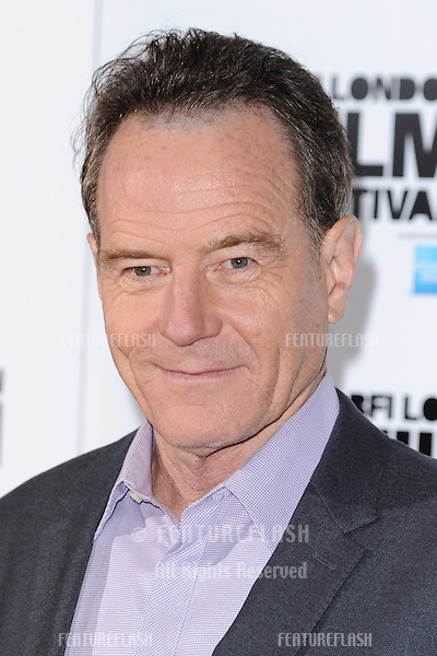Bryan Cranston at the photocall for &quot;Trumbo&quot; at the Corinthia Hotel, London.<br /> October 8, 2015  London, UK<br /> Picture: Steve Vas / Featureflash