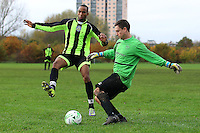 Hackney & Leyton Sunday League 08-11-15