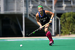 02 October 2016: Duke's Sarah Furey. The Duke University Blue Devils hosted the Boston University Terriers at Jack Katz Stadium in Durham, North Carolina in a 2016 NCAA Division I Field Hockey match. Duke won the game 2-1.