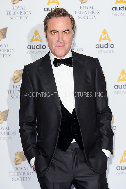 www.acepixs.com<br /> <br /> March 21 2017, London<br /> <br /> James Nesbitt arriving at the Royal Television Society Programme Awards on March 21, 2017 in London<br /> <br /> By Line: Famous/ACE Pictures<br /> <br /> <br /> ACE Pictures Inc<br /> Tel: 6467670430<br /> Email: info@acepixs.com<br /> www.acepixs.com