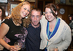Sandy Asmus, Archie and Danielle Wegner at the fundraiser for Tadhg Sheridan in McPhails...Photo NEWSFILE/Jenny Matthews.(Photo credit should read Jenny Matthews/NEWSFILE)....This Picture has been sent you under the condtions enclosed by:.Newsfile Ltd..The Studio,.Millmount Abbey,.Drogheda,.Co Meath..Ireland..Tel: +353(0)41-9871240.Fax: +353(0)41-9871260.GSM: +353(0)86-2500958.email: pictures@newsfile.ie.www.newsfile.ie.FTP: 193.120.102.198.