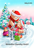 Roger, CHRISTMAS ANIMALS, WEIHNACHTEN TIERE, NAVIDAD ANIMALES, paintings+++++,GBRM19-0098,#xa#