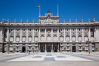 29 MAY 2009 - MADRID,ESP - Palacio Real .(PHOTO (C) NIGEL FARROW)