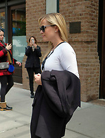 www.acepixs.com<br /> <br /> April 20 2017, New York City<br /> <br /> Actress Reese Witherspoon leaves a downtown hotel on April 20 2017 in New York City<br /> <br /> By Line: Curtis Means/ACE Pictures<br /> <br /> <br /> ACE Pictures Inc<br /> Tel: 6467670430<br /> Email: info@acepixs.com<br /> www.acepixs.com