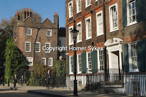 Lincolns Lincoln's Inn New Square inns of Court London UK