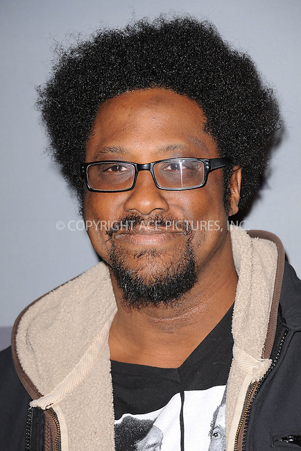 WWW.ACEPIXS.COM . . . . . .March 29, 2012...New York City....W. Kamau Bell  attends the FX Ad Sales 2012 Upfront at Lucky Strike in Manhattan on March 29, 2012  in New York City ....Please byline: KRISTIN CALLAHAN - ACEPIXS.COM.. . . . . . ..Ace Pictures, Inc: ..tel: (212) 243 8787 or (646) 769 0430..e-mail: info@acepixs.com..web: http://www.acepixs.com .