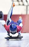 Takako Oguchi (JPN). Skeleton training. Alpensia sliding centrePyeongchang2018 winter Olympics. Alpensia. Republic of Korea. 13/02/2018. ~ MANDATORY CREDIT Garry Bowden/SIPPA - NO UNAUTHORISED USE - +44 7837 394578