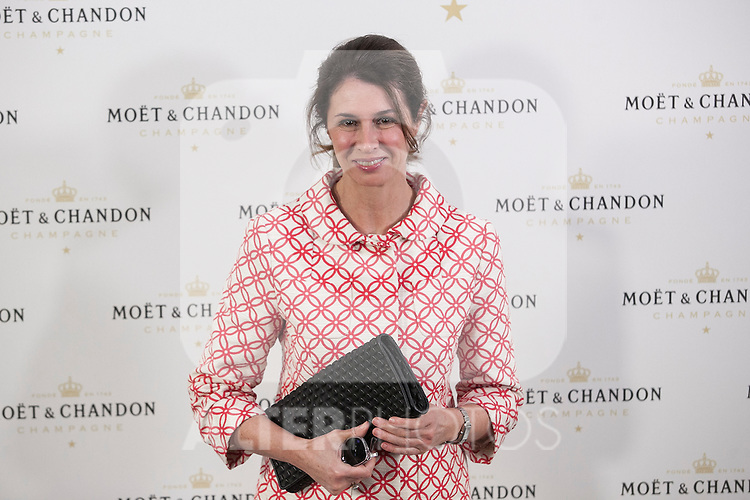 Ana Garcia during Moet & Chandon event in Madrid, Spain. May 05, 2015. (ALTERPHOTOS/Victor Blanco)