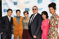 LOS ANGELES - OCT 28: Asher Angel, Joshua Rush, Payton Elizabeth Lee, Kenny Ortega, Lauren Tom, Sofia Wylie at The Actors Fund's 2018 Looking Ahead Awards at the Taglyan Complex on October, 2018 in Los Angeles, California