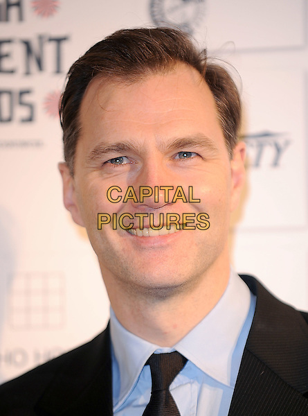 DAVID MORRISSEY .attending the Independent Film Awards 2009, The Brewery, Chiswell Street, London, England UK, .6th December 2009. .portrait headshot blue shirt tie smiling .CAP/BEL.©Tom Belcher/Capital Pictures.