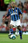 Inter Milan's Olivier Dacourt