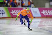 SCHAATSEN: Calgary: Essent ISU World Sprint Speedskating Championships, 28-01-2012, 500m Heren, Stefan Groothuis, ©foto Martin de Jong