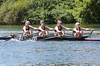 Race: 10  Event: Aspirational 4x<br /> Crew: 197  Club: Glos. Hartpury<br /> <br /> Henley Women's Regatta 2018<br /> Friday<br /> <br /> To purchase this photo, or to see pricing information for Prints and Downloads, click the blue 'Add to Cart' button at the top-right of the page.