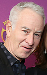 John McEnroe  attends the Broadway Opening Performance of 'Charlie and the Chocolate Factory' at the Lunt-Fontanne Theatre on April 23, 2017 in New York City.