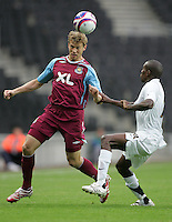 070725 MK Dons v West Ham Utd