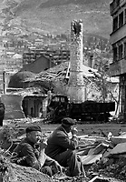 Mostar / Bosnia Erzegovina 1995<br />