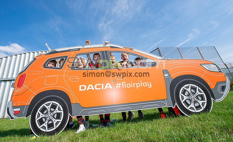 Picture by Allan McKenzie/SWpix.com - 25/07/2018 - Rugby League - Dacia Flair Play - New Spring Lions & Ince Rose Bridge RLFC, Ince-in-Makerfield, England - Dacia Flairplay.