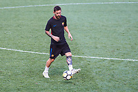 HARRISON, EUA, 21.07.2017 - BARCELONA-JUVENTUS -  Lionel Messi do Barcelona durante treino um dia antes da partida contra a Juventus pela International Champions Cup na Red Bull Arena na cidade de Harrison nos Estados Unidos nesta sexta-feira, 21. (Foto: William Volcov/Brazil Photo Press)