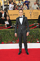 Jim Parsons at the 2015 Screen Actor Guild Awards at the Shrine Auditorium on January 25, 2015 in Los Angeles, CA David Edwards/DailyCeleb.com 818-249-4998
