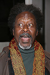 Clarke Peters attend the Manhattan Theatre Club's Broadway debut of August Wilson's 'Jitney' at the Samuel J. Friedman Theatre on January 19, 2017 in New York City.