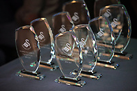Pictured: Sunday 07 May 2017<br />Re: Swansea City FC Ladies Awards dinner at the Village Hotel, Swansea, Wales, UK.