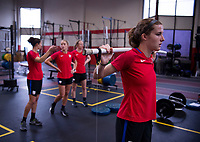 USWNT Training, January 8, 2018