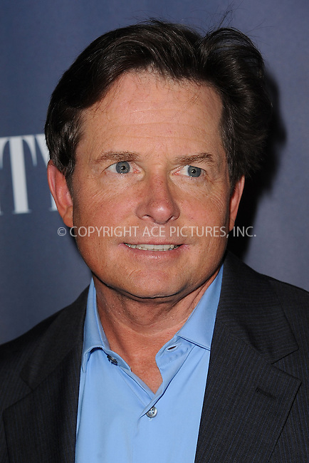 WWW.ACEPIXS.COM<br /> September 16, 2013 New York City<br /> <br /> Michael J Fox attending NBC's 2013 Fall Launch Party at the The Standard Hotel on September 16, 2013 in New York City.<br /> <br /> By Line: Kristin Callahan/ACE Pictures<br /> <br /> ACE Pictures, Inc.<br /> tel: 646 769 0430<br /> Email: info@acepixs.com<br /> www.acepixs.com<br /> Copyright:<br /> Kristin Callahan/ACE Pictures