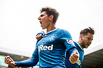 Emerson Hyndman celebrates