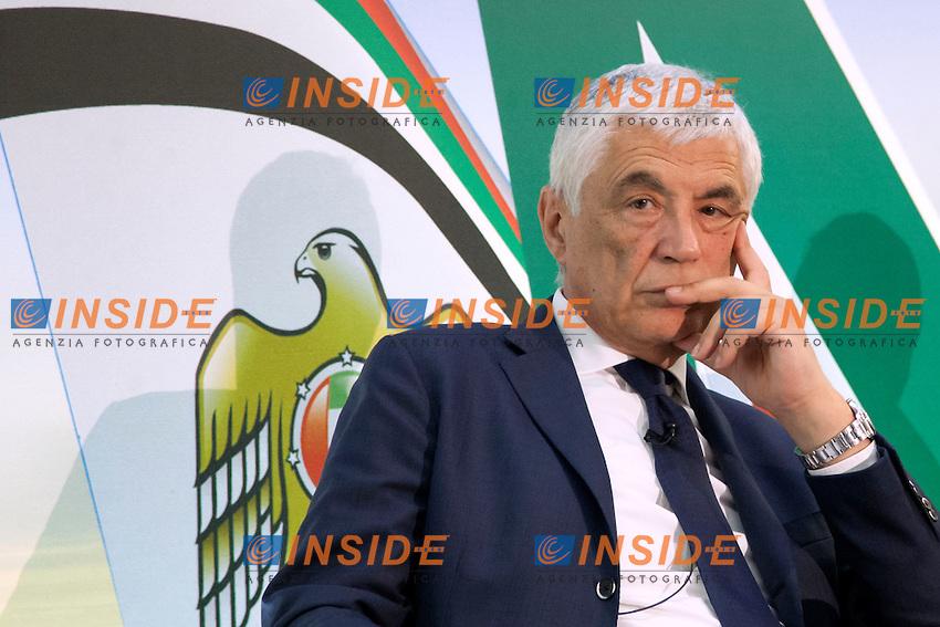 Gabriele Del Torchio<br /> Roma 08-08-2014  Hotel Eden. Firma dell'accordo Ethiad-Alitalia con la quale Ethiad possiede il 49% di Alitalia<br /> Signature of the partnership of Ethiad and Alitalia. Ethiad owns now 49% of Alitalia<br /> Photo Samantha Zucchi Insidefoto