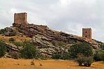 Medieval Tour.<br /> Castillo de Zafra (Campillo de Due&ntilde;as)<br /> Sierra de Caldederos.