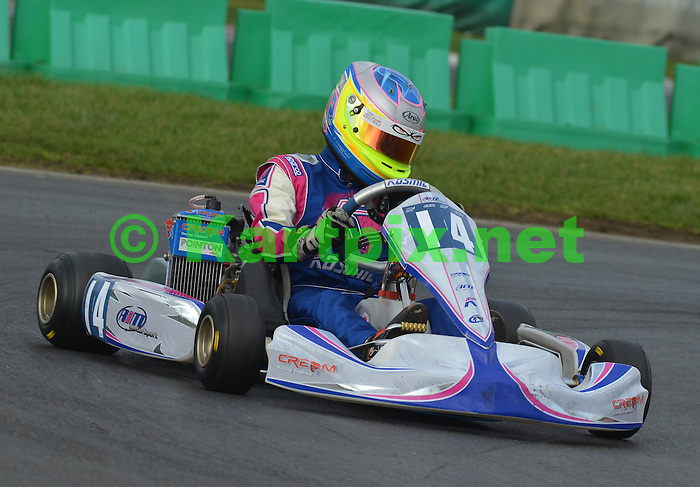 Club, PFI, Senior Max, Callum Pointon, AIM Motorsport