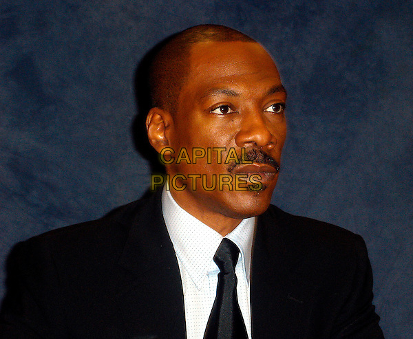 EDDIE MURPHY.Press conference at the Beverly Hilton in Beverly Hills, USA..November 17th, 2006.headshot portrait mustache facial hair.CAP/AW.©Anita Weber/Capital Pictures