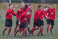 Eastbourne United AFC u18s  (1) v Eastbourne Borough FC u18s (1) 10.02.13